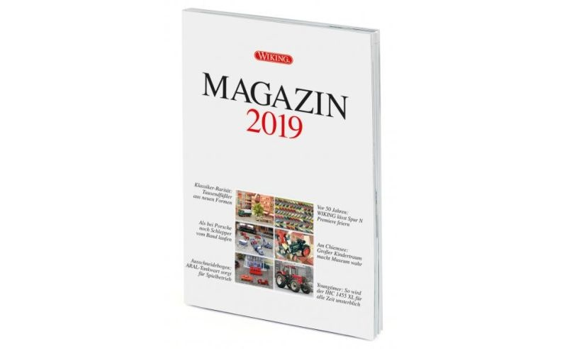 Wiking Magazin 2019