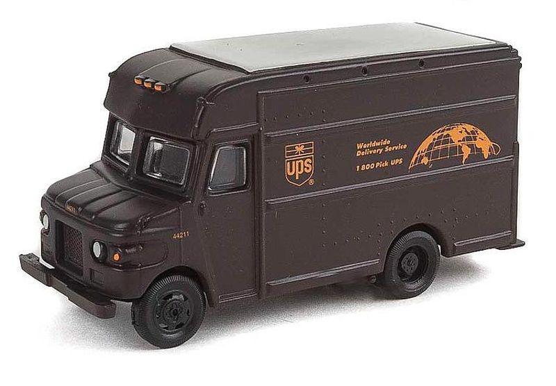 UPS Lieferwagen, 1:87 / Spur H0