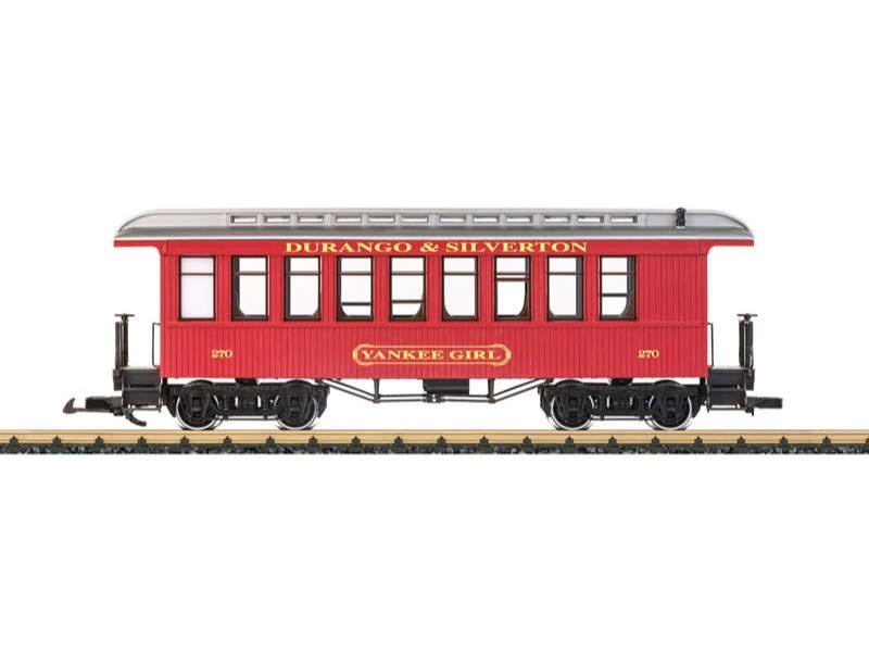 D&S RR Personenwagen Spur G