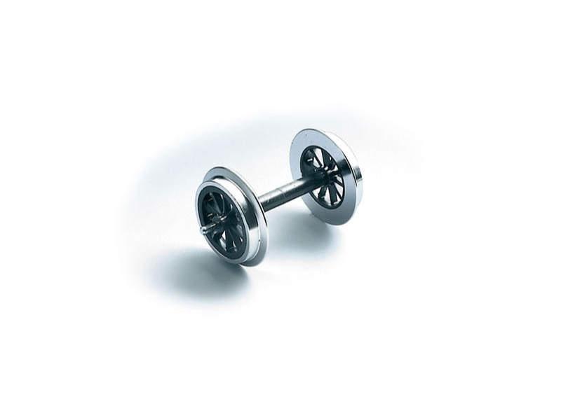 Metall-Speichenradsatz, 2Stk. Spur G