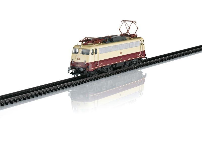 E-Lok Baureihe 112 488-2 der DB, Spur H0