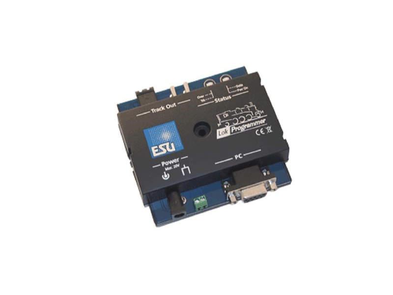 LokProgrammer Set mit Netzteil 240V, PC-Kabel und Software