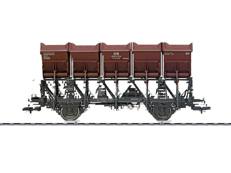 Muldenkippwagen F-v-51 DB 618 278 Spur 1