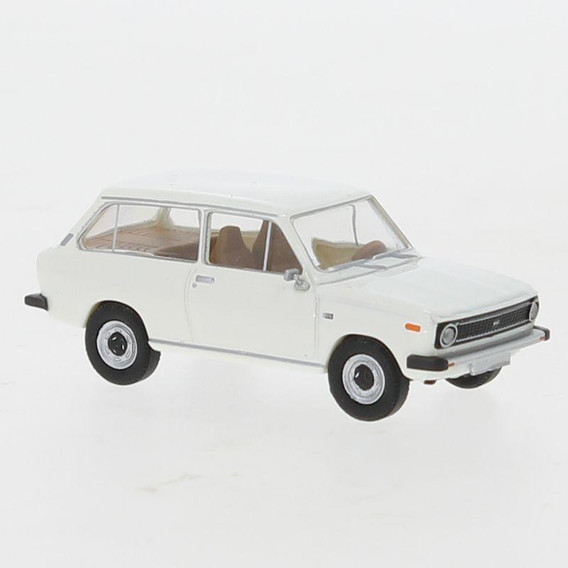 DAF 66, weiss, 1972, 1:87 / H0