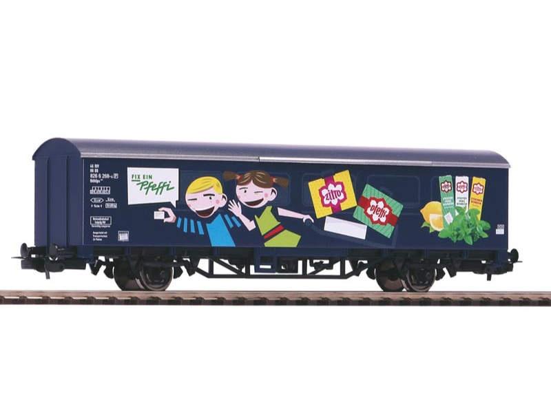 Gedeckter Güterwagen Pfeffi der DB AG, Epoche VI, Spur H0