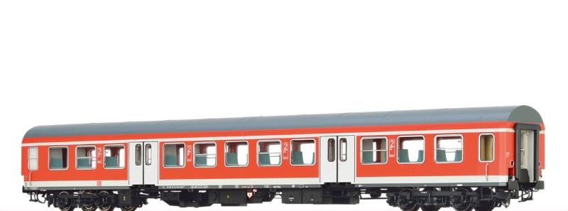 Personenwagen Byz 438.4 der DB AG, DC, Spur H0