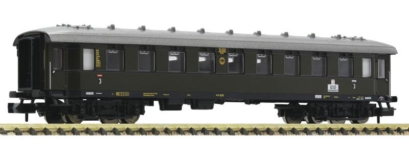 Schnellzugwagen 3. Klasse der DRG, DC, Spur N