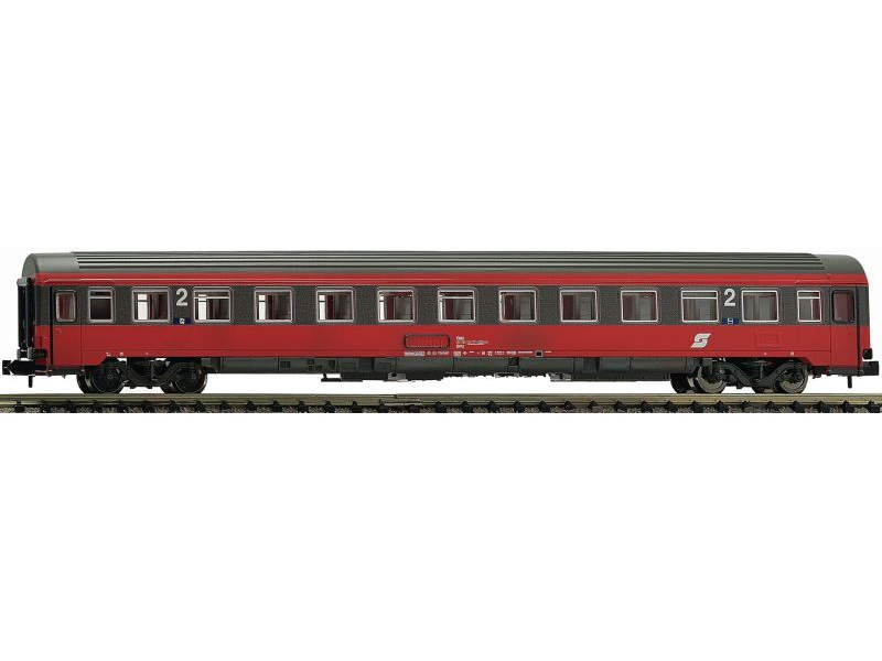 Eurofima-Reisezugwagen 2. Kl. Bauart Bmz der ÖBB, Spur N