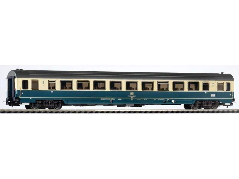 IC Großraumwagen 2.Klasse Bpmz 291 der DB, Epoche IV,Spur H0