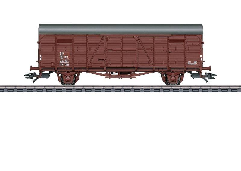 Gedeckter Güterwagen Gbl der SJ, Spur H0
