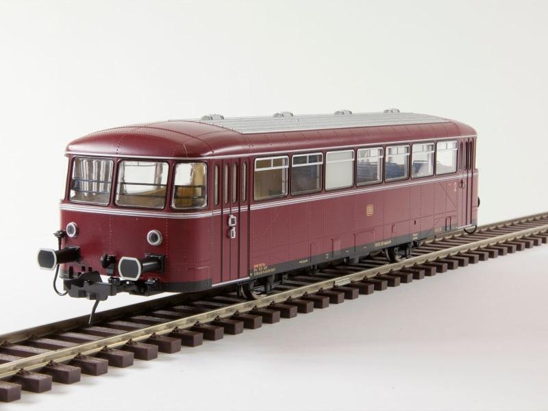 Schienenbus VB 98 Beiwagen, DB, Ep.3, Bw Buchholz, Spur 0