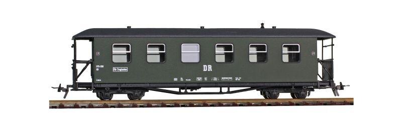 DR 970-588 Personenwagen 2.Klasse Traglasten, Spur H0e