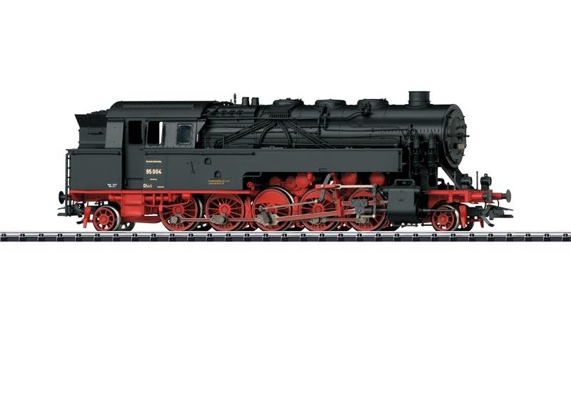 Tender-Dampflok BR 95 der DRB, Sound, mfx, DCC, DC, Spur H0