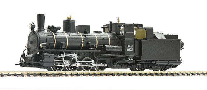 Dampflokomotive Mh.4 der NÖVOG, Spur H0e