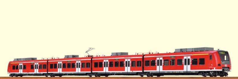 E-Triebwagen 425 der DB, Epoche V, Spur H0