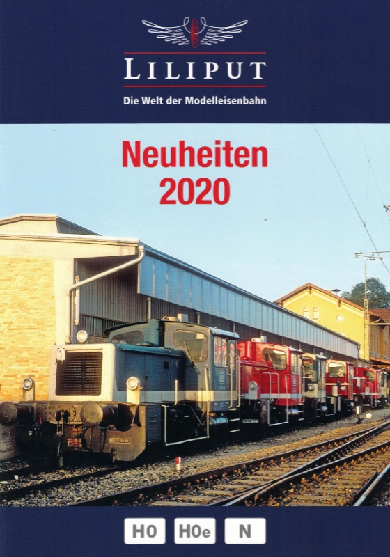 Neuheiten Katalog 2020