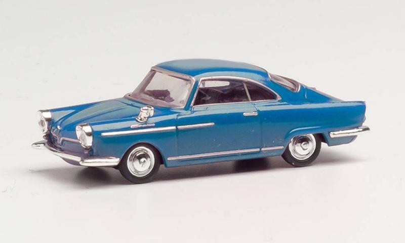 NSU Sport Prinz, Brilliantblau, 1:87 / Spur H0