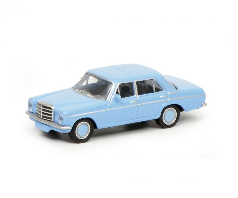 Mercedes-Benz /8, blau, 1:87 / Spur H0