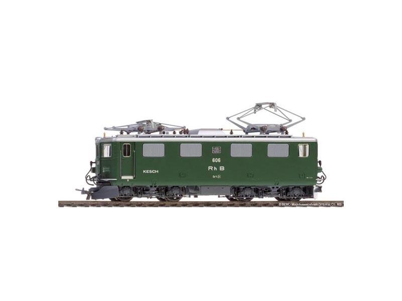 RhB Ge 4/4 I 606 Kesch Elektrolokomotive, Spur H0m