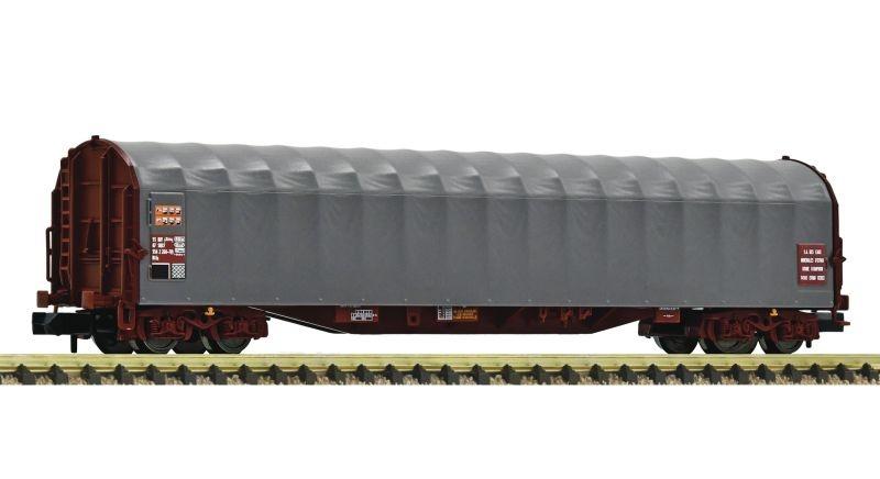 Schiebeplanenwagen der SNCF, Spur N