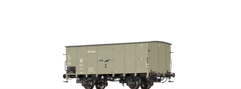 Kühlwagen Gkh der DRG, DC, Spur H0