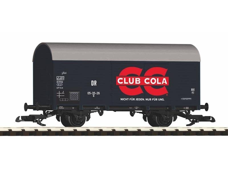 Gedeckter Güterwagen Club Cola der DR, Ep. IV, Spur G