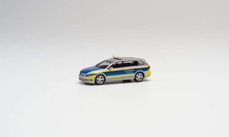 VW Passat Variant Ordnungsamt Aachen, 1:87 / H0