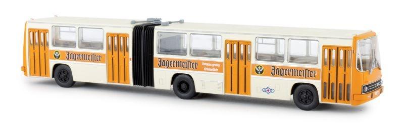 Ikarus 280 Gelenkbus Ostseetrans - Jägermeister, Spur H0