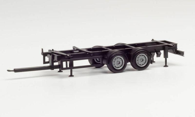 FG Tandem-Anhänger, 7,82m Wechselaufbau, 1:87 / Spur H0