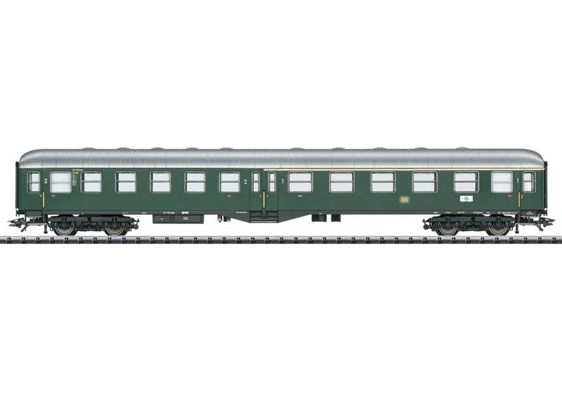 Eilzugwagen AB4ym(b)-51 der DB, DC, Spur H0
