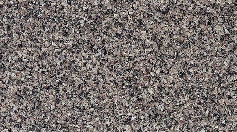 Schotter kristallingrau, 230 g, Spur H0/N