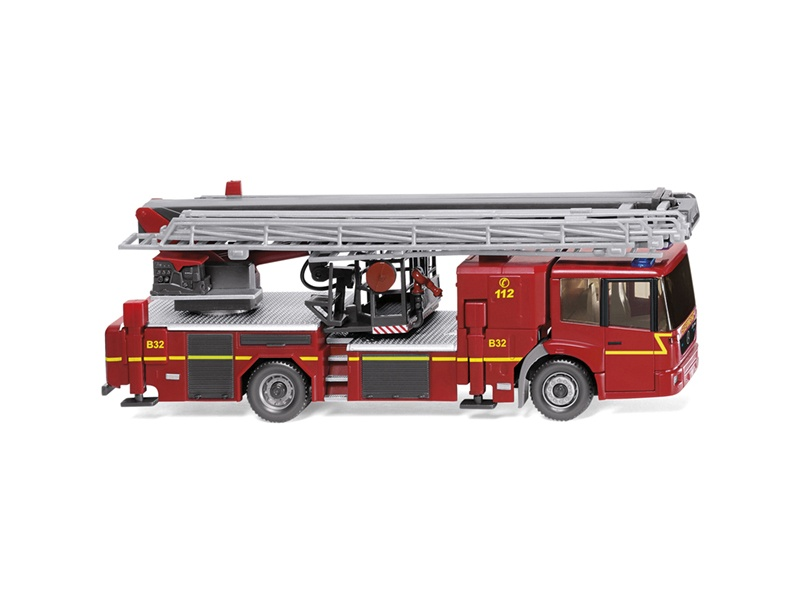 Feuerwehr - Hubrettungsbühne Rosenbauer B32 (MB Econic) 1:87