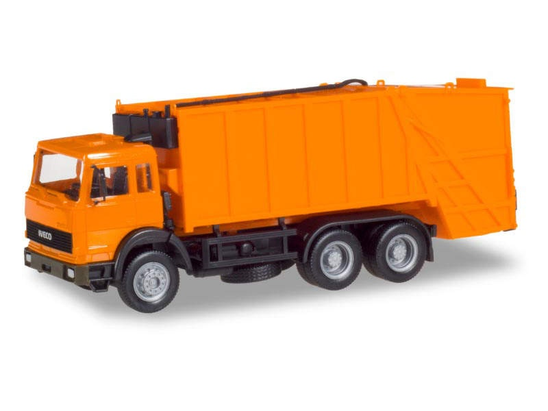 Iveco Turbo Pressmüllwagen kommunal 1:87 / H0