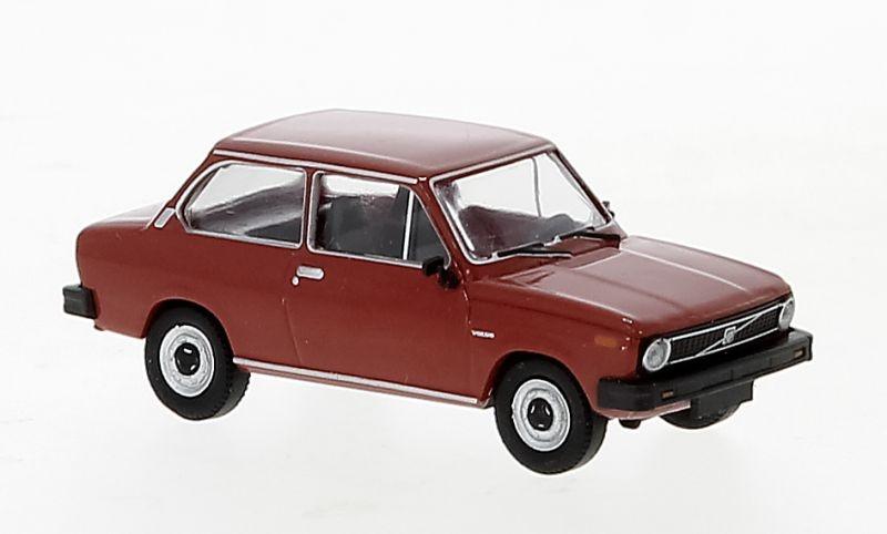 Volvo 66, rot, 1975, 1:87 / H0