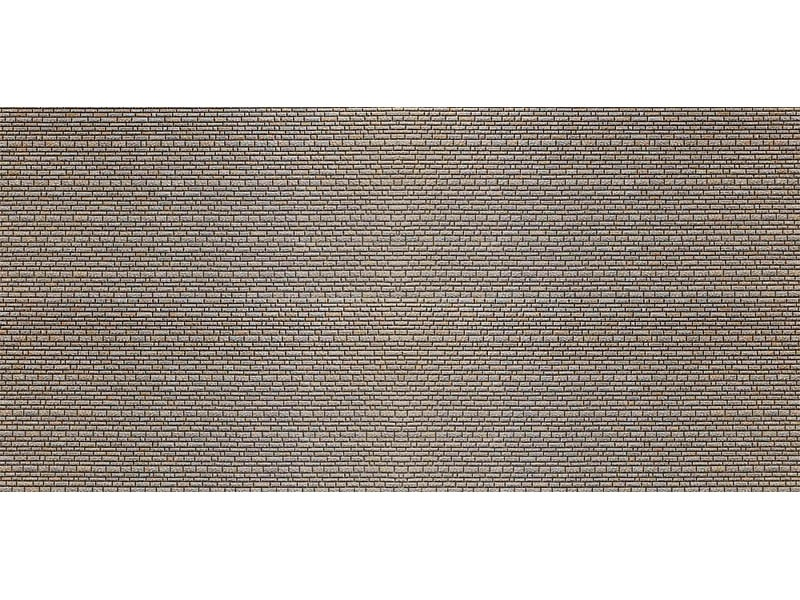Mauerplatte, Naturstein-Quader 250 x 125 x 0,5 mm N