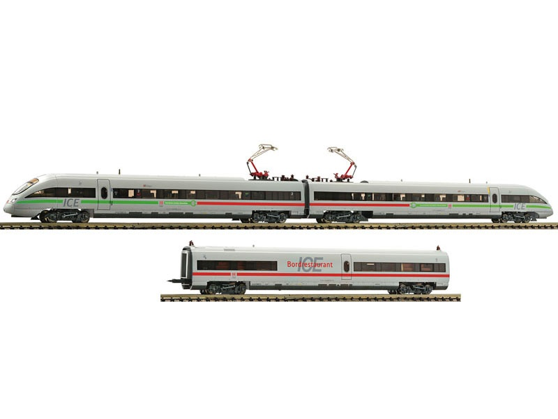 3-tlg. Set: ICE-Triebwagenzug BR 411 der DB AG, Spur N