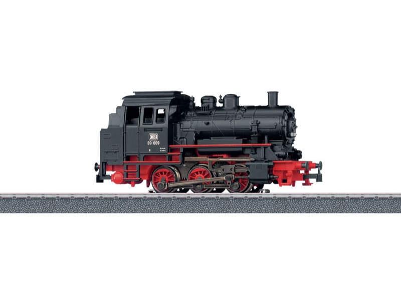Dampflok Tenderlokomotive BR 89 DB Epoche III mfx H0