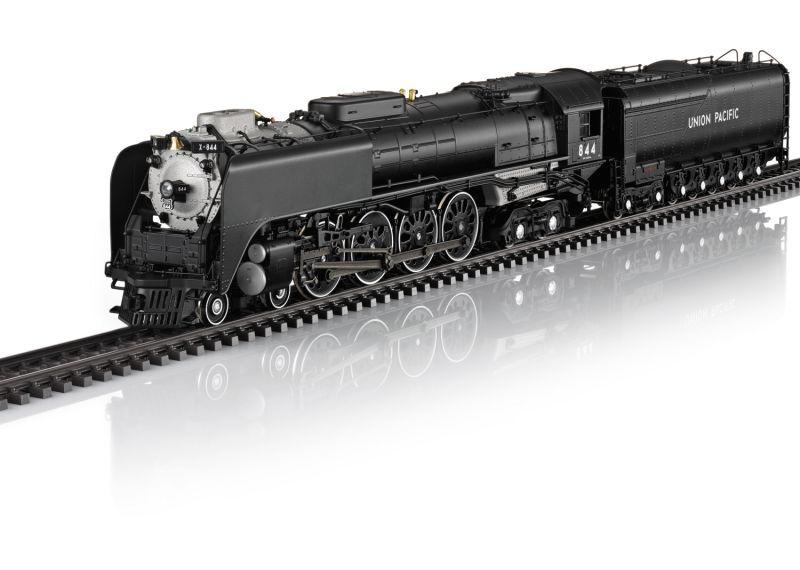 Dampflokomotive Klasse 800 UP, mfx+, Sound, Rauch, AC, H0