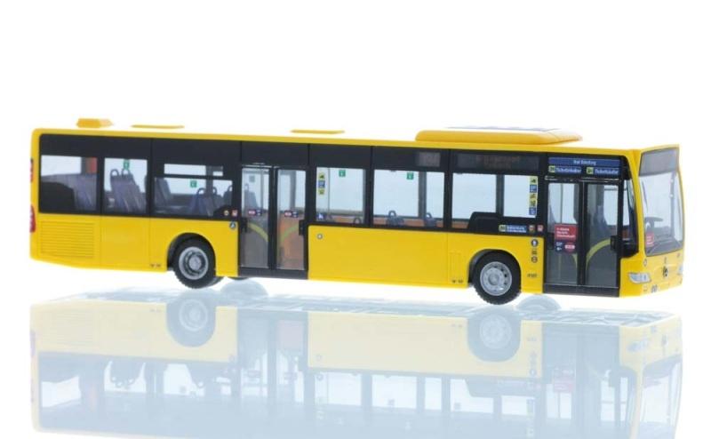 Mercedes-Benz Citaro E4 Ruhrbahn Essen, 1:87 / H0