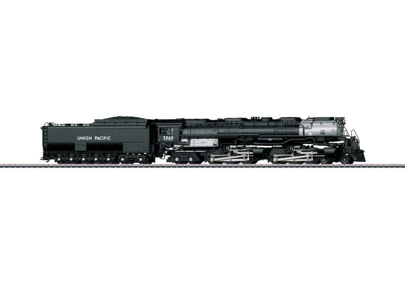 Dampflok Klasse 3900 Challenger der UP, mfx+, Sound, H0
