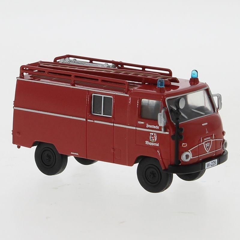 Faun F 24 LF 8, Feuerwehr Wuppertal, 1960, 1:87 / H0