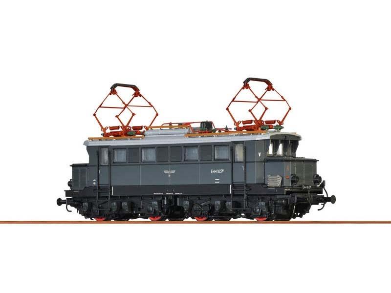 E-Lok E44w der DRG, II, BASIC+, Spur N