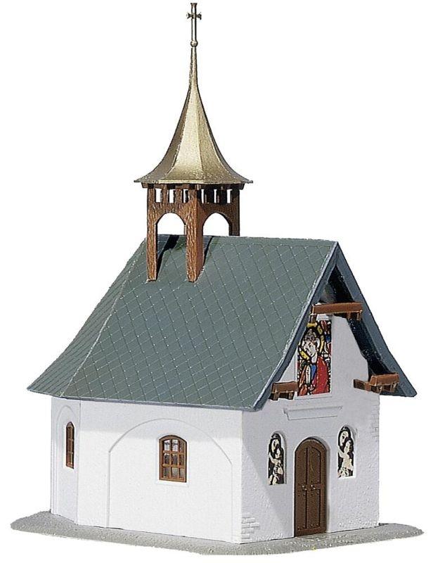 Bergkapelle Bausatz, Spur H0