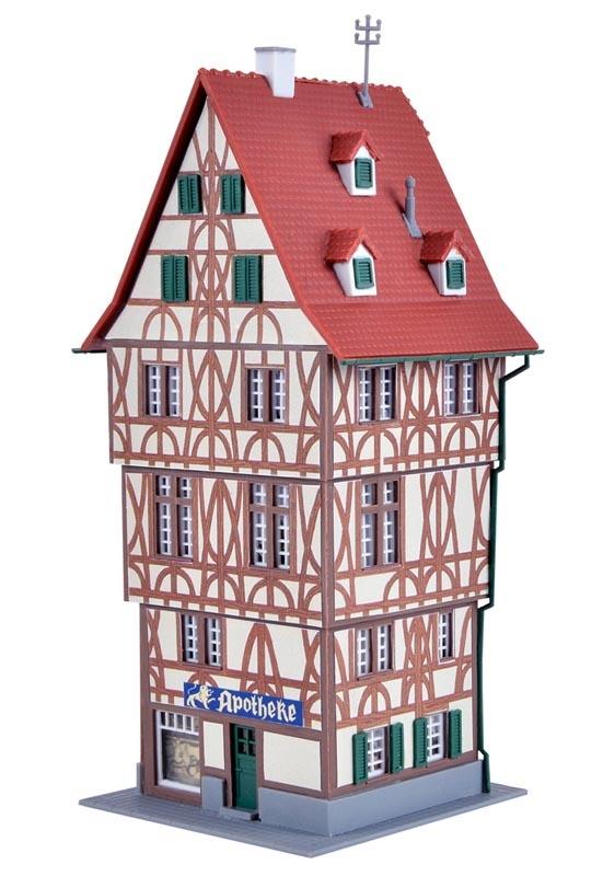 Apotheke Aschaffenburg, Bausatz, Spur N