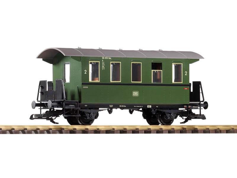 Personenwagen 2. Klasse der DB, Epoche III, Spur G