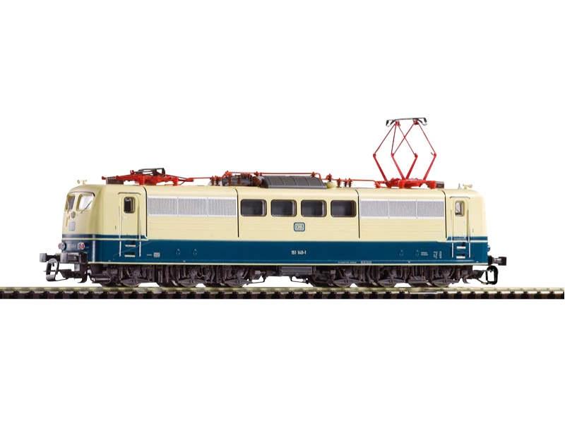 E-Lok BR 151 beige-blau der DB, Epoche IV, Spur TT