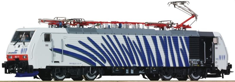 Sound-E-Lokomotive BR 189 der Lokomotion, Epoche VI, Spur H0