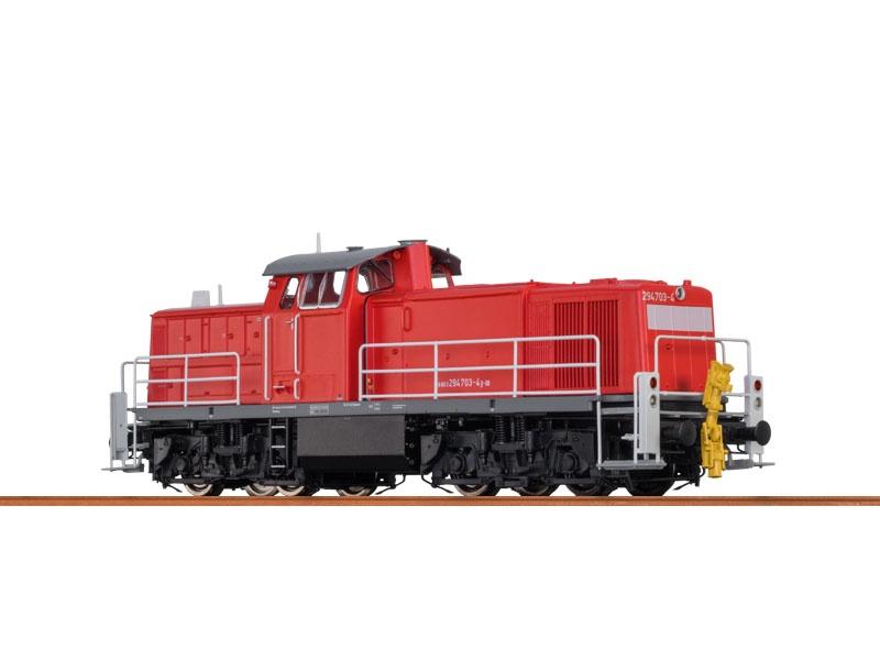 Diesellok BR294 der DB, VI, AC Digital BASIC+, H0