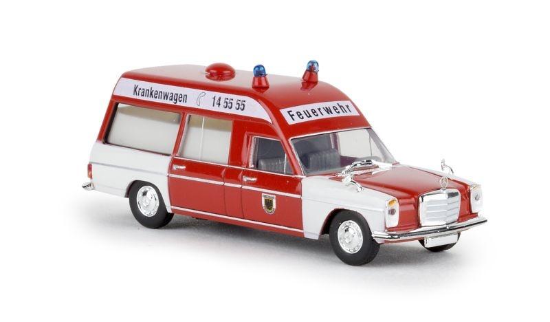 MB /8 KTW Feuerwehr Dortmund, Spur H0