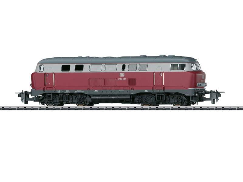 Diesellok BR V 160 Lollo DB Express H0